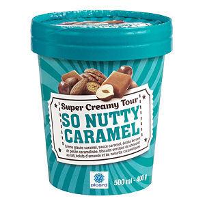 Pot de glace Super Creamy Tour offert dès 30€ d'achat