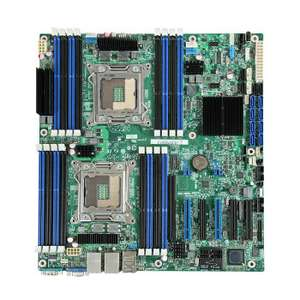 Carte mère pro Intel S2600CP2 - Double processeur - Socket 2011