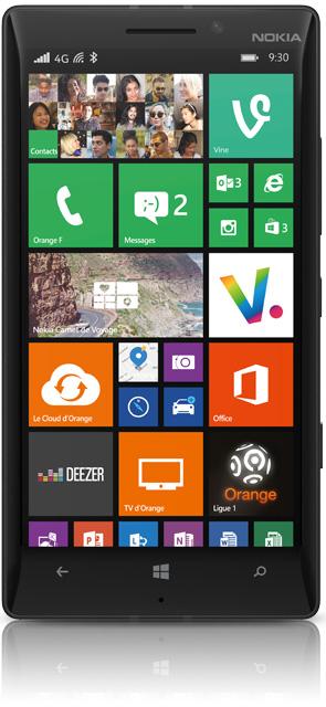 7% ou 20€ de réduction sur tous les smartphones Windows (Ex : Nokia Lumia 635 à 149€)