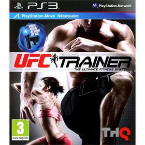 Jeu UFC Personal Trainer : The Ultimate Fitness System sur PS3