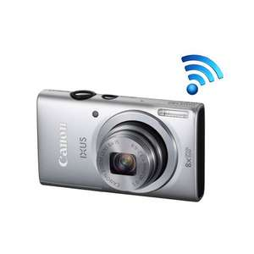 Appareil photo Canon Ixus 140 Silver - 16 MP, Zoom 8x stabilisé, WIFI