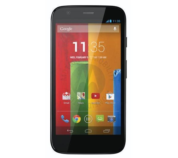 Smartphone Motorola Moto G 8 Go Noir (30€ ODR)