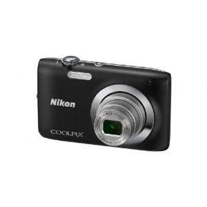 Appareil photo numérique Coolpix S2600 14 Mpix Noir Envoûtant