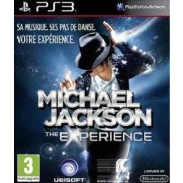 Jeu Michael Jackson  The Experience (move) sur PS3
