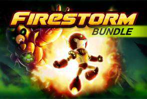 FireStorm Bundle : 8 jeux sur PC (Dématérialisé - Steam)