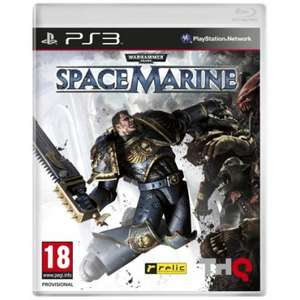 Warhammer 40 000: Space Marine sur PS3/Xbox 360