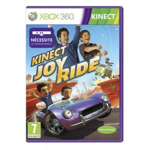 Kinect Joy Ride sur Xbox 360 (Kinect)