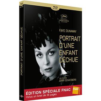 Portrait d'une enfant déchue - Blu-Ray Edition Collector Spéciale Fnac