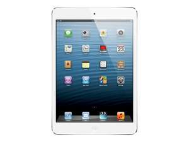 Apple iPad Mini 16 Go Blanc (Sans boîte d'origine)