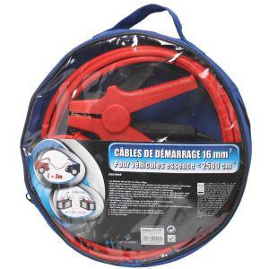 Câble de démarrage D.16mm2 L.3M