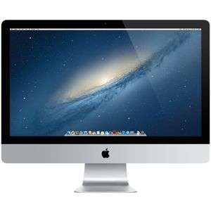 "Ordinateur iMac 27"" - Reconditionné - i5, 4Go RAM, 1To"