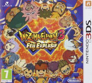 Inazuma Eleven 3 : feu explosif sur 3DS