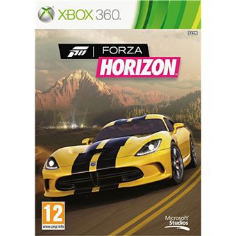 Forza Horizon sur Xbox 360