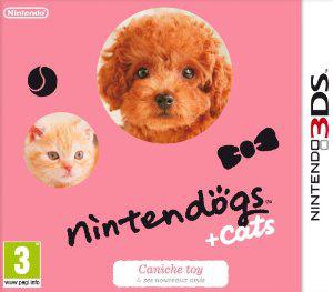 Jeu Nintendogs + Cats Caniche Toy & ses nouveaux amis sur 3DS