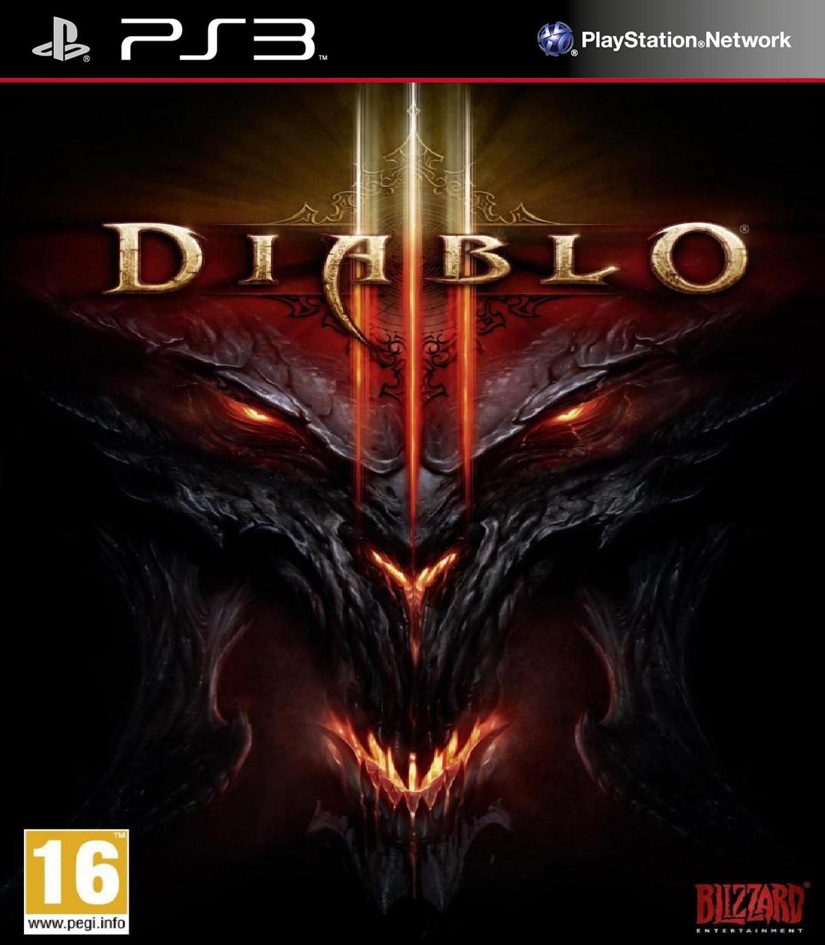 Diablo 3 sur Xbox 360 à 16.19€ / et sur PS3