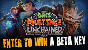 Clef Beta pour Orcs Must Die : Unchained sur PC