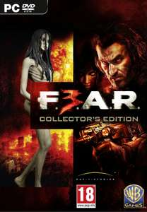 Jeu Fear 3 collector version PC