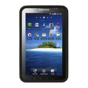 Etui silicone noir pour Galaxy Tab