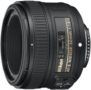 Objectif Nikon AF-S Nikkor 50mm f1.8G