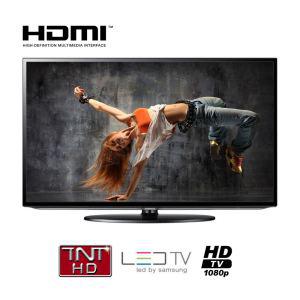 """TV LED 40"""" Samsung UE40EH5000 - Full LED, Tuner TNT HD (+ 100€ en bons d'achat)"""
