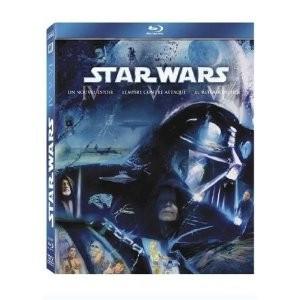Star Wars Trilogie Episodes 4 à 6 (Coffret 3 Blu-ray)