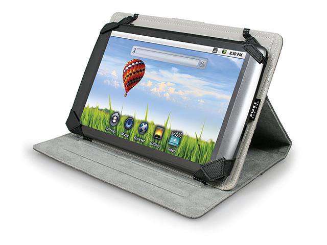 Étui de protection universel Port Designs Phoenix 4 pour tablettes 10.1'' - Noir