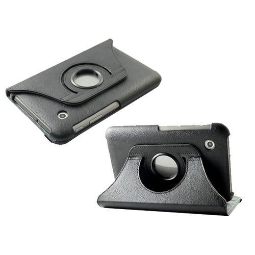 Etui rotatif noir Stand case pour tablette Samsung Galaxy Tab 2 - 7 pouces