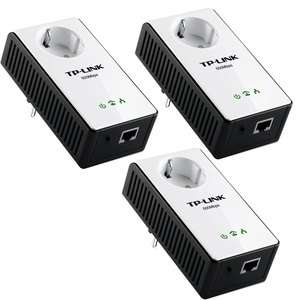 Lot de 3 CPL AV500 TP-Link