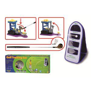 Kit d'entrainement au Golf Sport One (machine à balles, 1 club de golf, 20 balles...)