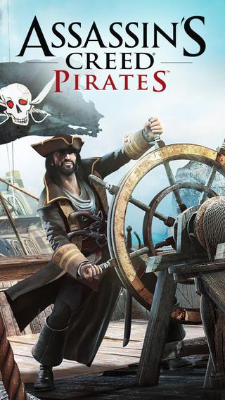 Jeu Assassin's Creed Pirates gratuit pour iOS (au lieu de 4,49€)