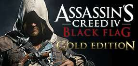 Assasin's Creed IV: Black Flag Gold Edition sur PC (Uplay)