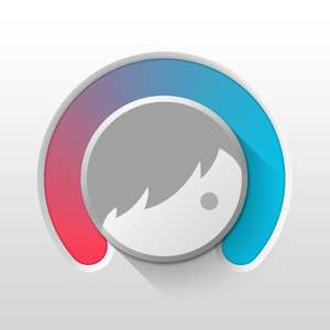 Application Facetune Retouche de selfies gratuit sur iOS