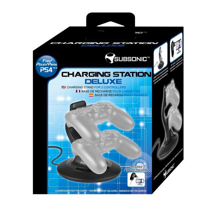 Console PS4 500go + un chargeur station 2 manettes