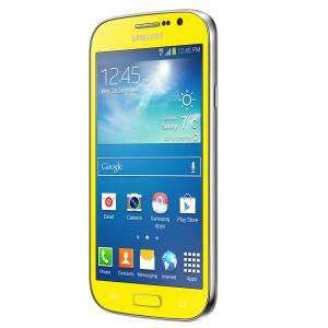 "Smartphone 5"" Samsung Galaxy Grand - Vert citron (Avec ODR de 50€)"
