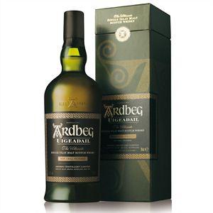 Bouteille de Whisky Ardbeg Uigeadail 70cl
