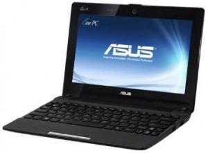 Netbook Asus 320Go, Windows 7, Intel Atom N2600, RAM 1G port inclus