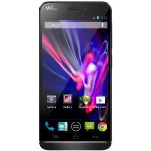 Smartphone Wiko Wax Noir 4G Nvidia Tegra 4i