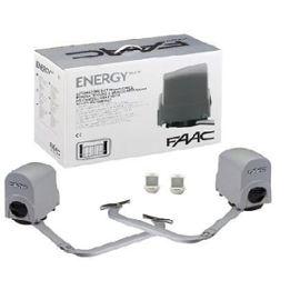 Kit Faac Energy Motorisation portail