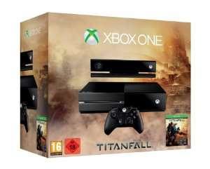Pack Console Xbox One + Kinect + Titanfall