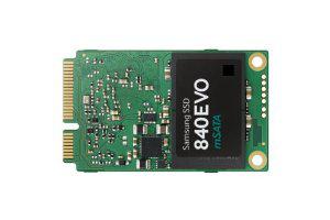 Disque SSD Samsung Série 840 EVO 500 Go mSata