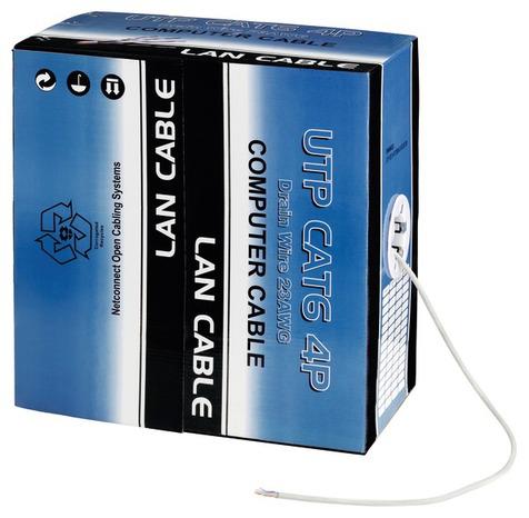 Cable Cat 6 paire torsadé 300mètres