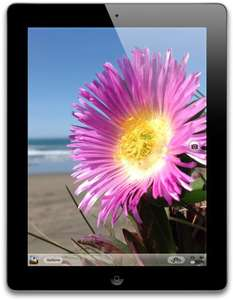 "Tablette Apple iPad Retina noir 9,7"" LED 16 Go WiFi"