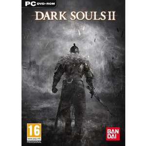 Dark Souls 2 Black Armor Edition (PC) version boite