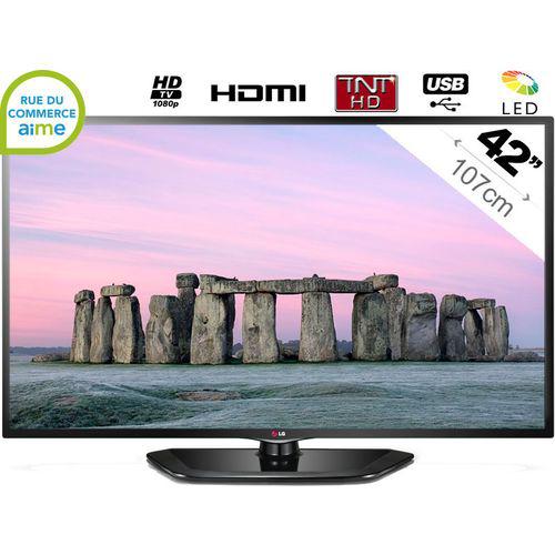 Téléviseur LED 42'' LG 42LN5400