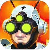 Jeu OTTTD (over the top tower defense) gratuit sur iOS (au lieu de 2,69€)
