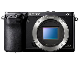 Appareil photo hybride Sony NEX-7 Noir Nu