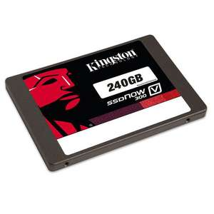 SSD Kingston SSDNow V300 - 240 Go - 7 mm - SATA III