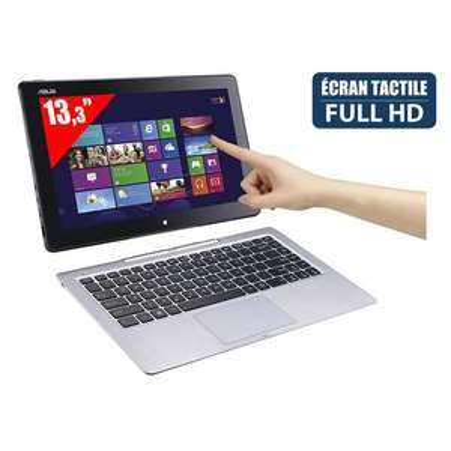 "Ultrabook hybride tactile 13.3"" Asus Transformer Book T300LA-C4004H"