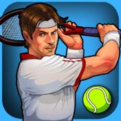 Jeu Motion Tennis sur iOS gratuit (au lieu de 6.99€)