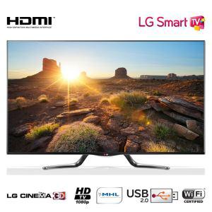 LG 55LA790V Smart TV 3D 139 cm